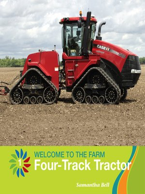 cover image of Four-Track Tractor