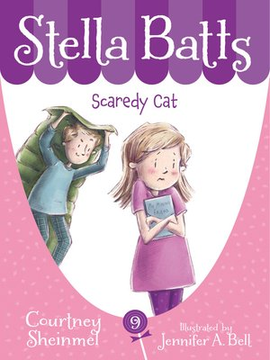 cover image of Stella Batts Scaredy Cat