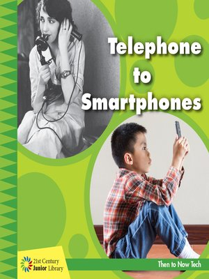 cover image of Telephone to Smartphones