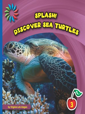 cover image of Discover Sea Turtles