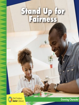 cover image of Stand Up for Fairness