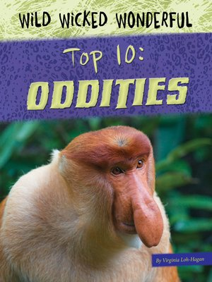 cover image of Oddities