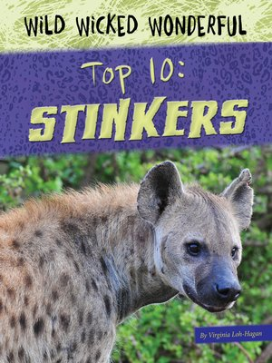 cover image of Stinkers