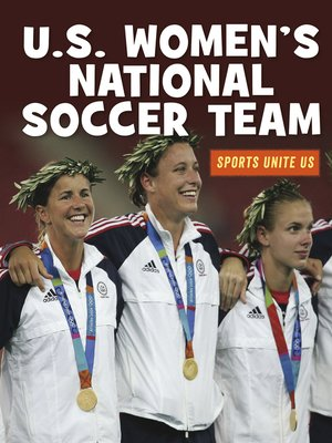 cover image of U.S. Women's National Soccer Team