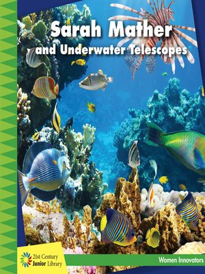 cover image of Sarah Mather and Underwater Telescopes
