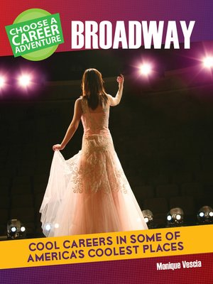 cover image of Choose Your Own Career Adventure on Broadway