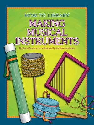 cover image of Making Musical Instruments