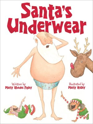 cover image of Santa's Underwear