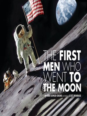 cover image of The First Men Who Went to the Moon