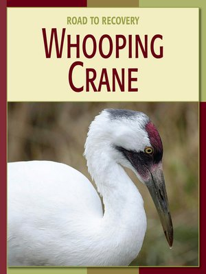 cover image of Whooping Crane