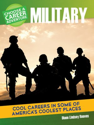 cover image of Choose a Career Adventure in the Military