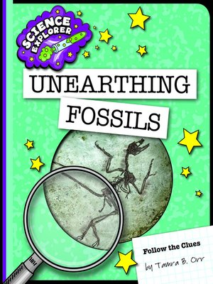 cover image of Unearthing Fossils