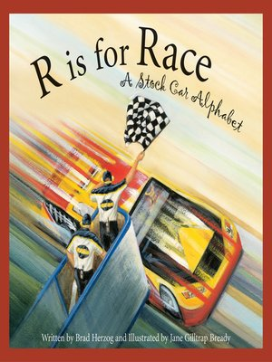 cover image of R is for Race