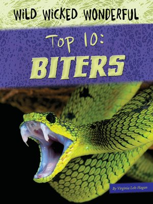 cover image of Biters