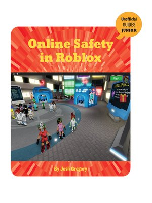 cover image of Online Safety in Roblox