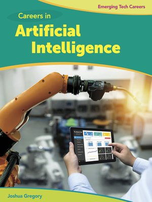 cover image of Careers in Artificial Intelligence