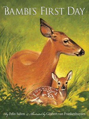 cover image of Bambi's First Day