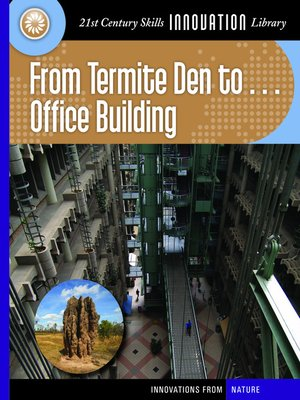 cover image of From Termite Den to Office Building