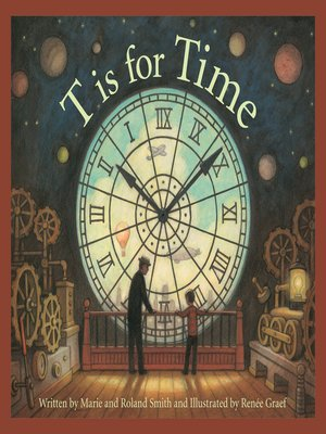 cover image of T is for Time