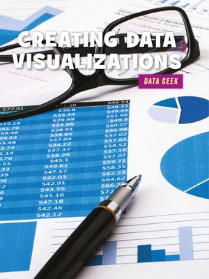 cover image of Creating Data Visualizations