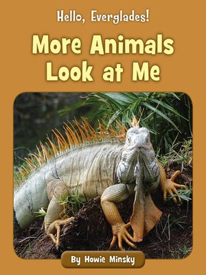 cover image of More Animals Look at Me
