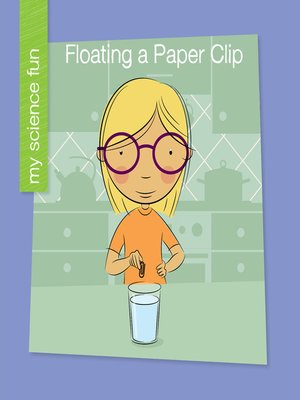 cover image of Floating a Paper Clip