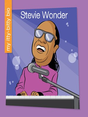 cover image of Stevie Wonder