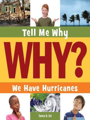 cover image of We Have Hurricanes