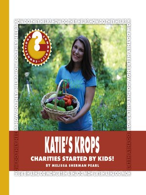 cover image of Katie's Krops