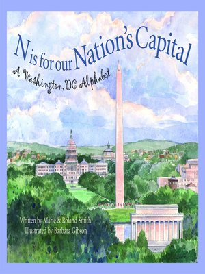 cover image of N Is for Our Nation's Capital