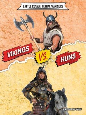 cover image of Vikings vs. Huns