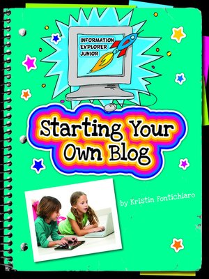 cover image of Starting Your Own Blog