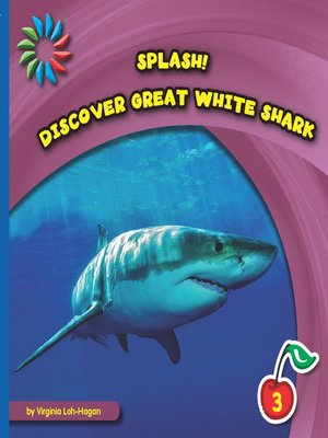 cover image of Discover Great White Shark