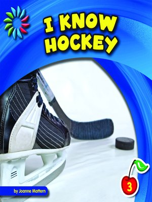 cover image of I Know Hockey