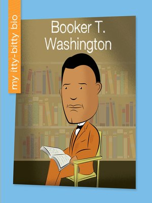 cover image of Booker T. Washington