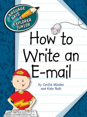cover image of How to Write an E-mail