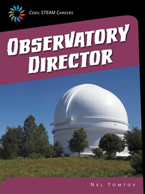 cover image of Observatory Director