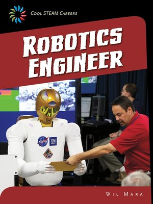 cover image of Robotics Engineer