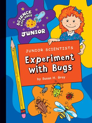 cover image of Experiment with Bugs