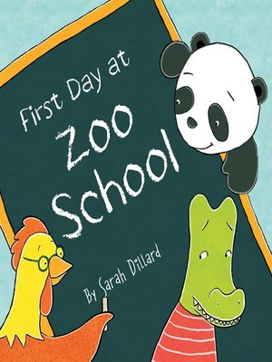 cover image of First Day at Zoo School