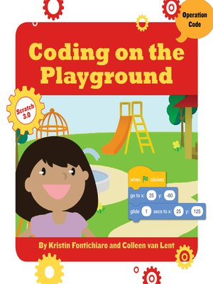 cover image of Coding on the Playground
