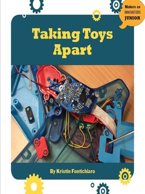cover image of Taking Toys Apart