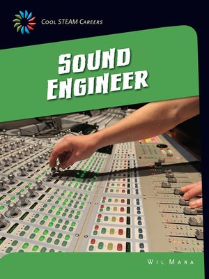 cover image of Sound Engineer