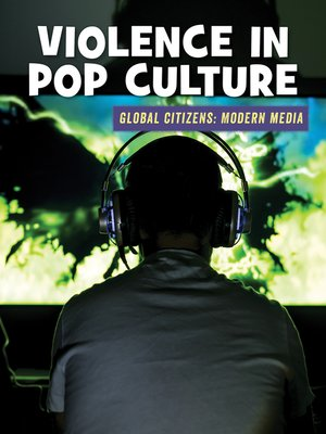 cover image of Violence in Pop Culture