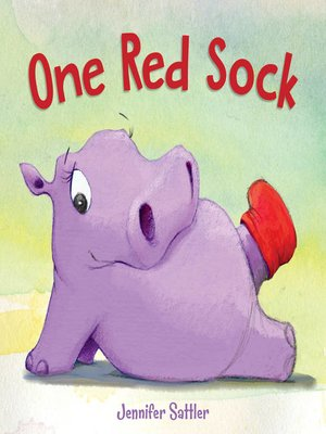 cover image of One Red Sock