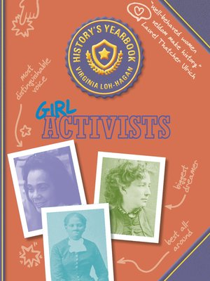 cover image of Girl Activists