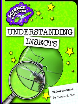 cover image of Understanding Insects