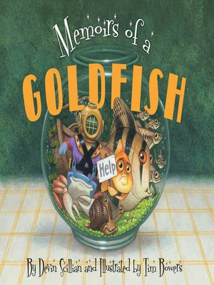 cover image of Memoirs of a Goldfish