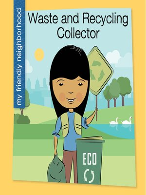 cover image of Waste and Recycling Collector
