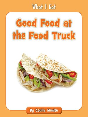 cover image of Good Food at the Food Truck